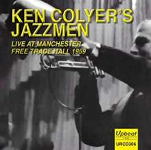 Ken Colyer (1928-1988): Live At Manchester Free Trade Hall 1959, CD