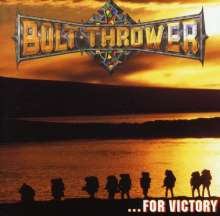 Bolt Thrower: For Victory, CD