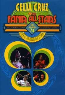 Cecilia Cruz & Fania: All Stars Salsa Madness, DVD