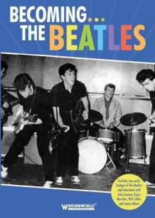 The Beatles: Becoming The Beatles (Documentary), DVD
