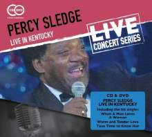 Percy Sledge: Live In Kentucky, CD