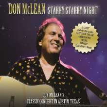 Don McLean: Starry Starry Night, 2 CDs