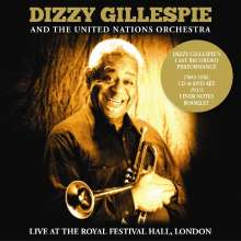 Dizzy Gillespie (1917-1993): Live At Royel Festival Hall, 2 CDs
