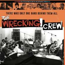 There Was Only One Band Behind Them All: Wrecking Crew, 4 CDs