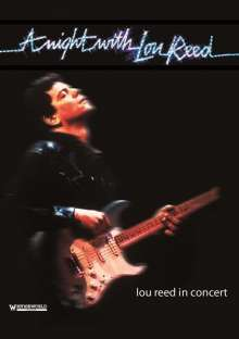 Lou Reed: A Night With Lou Reed, DVD