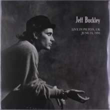 Jeff Buckley: Live In Pilton, UK June 24, 1995, LP