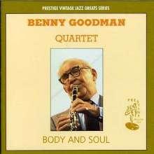 Benny Goodman (1909-1986): Body And Soul, CD