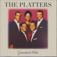 The Platters: Greatest Hits, CD