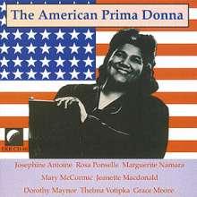 The American Prima Donna, CD