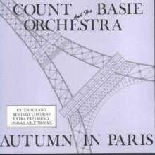 Count Basie (1904-1984): Autumn In Paris, CD