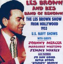 Les Brown (1912-2001): From Hollywood 1953, CD