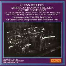 Glenn Miller (1904-1944): At The Olympia Theatre, Paris, CD