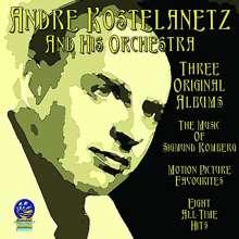 André Kostelanetz: Three Original Albums, CD
