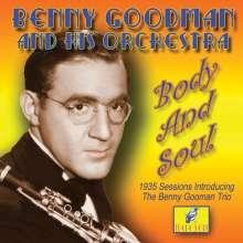 Benny Goodman (1909-1986): Body & Soul, CD