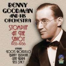 Benny Goodman (1909-1986): Stompin' At The Savoy, CD