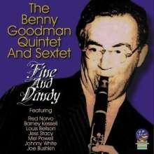 Benny Goodman (1909-1986): Fine And Dandy, CD