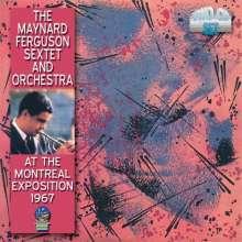 Maynard Ferguson (1928-2006): At The Montreal Exposition '67, 2 CDs