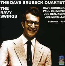 Dave Brubeck (1920-2012): The Navy Swings, CD