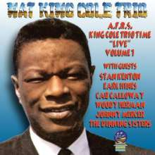 Nat King Cole (1919-1965): AFRS King Cole Trio Time Volume 1, CD