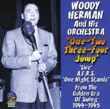 Woody Herman (1913-1987): One Two Three Four Jump, CD
