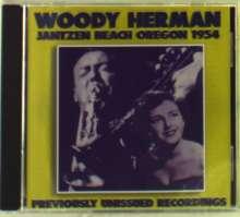 Woody Herman (1913-1987): Jantzen Beach 1954, CD