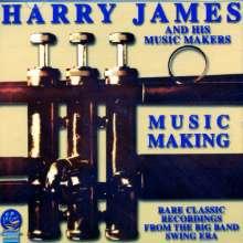 Harry James (1916-1983): Music Making, CD