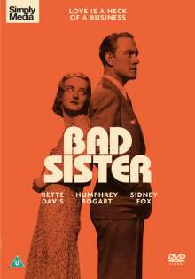 The Bad Sister (UK Import), DVD