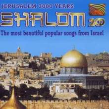 Israel - Shalom - Most Beautiful Popular Songs From Israel, 2 CDs