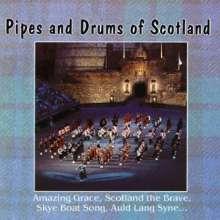 Schottland - Pipes & Drums Of Scotland, CD