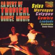 20 Best Of Tropical Dance Music, CD