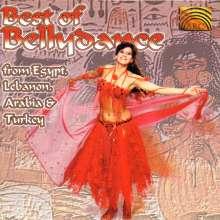 Bauchtanz - Best Of Bellydance, CD