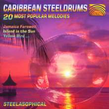 Karibik - Caribbean Steeldrums, CD