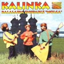 Russland - Balalaika Ensemble Wolga: Kalinka, CD