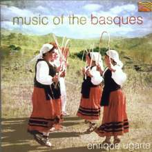 Enrique Ugarte: Music Of The Basques, CD
