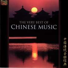 The Very Best Of Chinese Music, CD