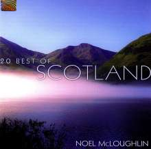 Schottland - Noel McLoughlin: 20 Best Of Scotland, CD