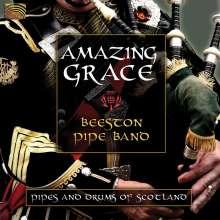Schottland - Beeston Pipe Band: Amazing Grace, CD