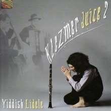 Klezmer Juice: Klezmer Juice 2 - Yiddish Lidele, CD