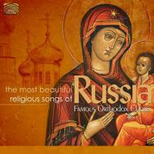 Famous Orthodox Choirs: The Most Beautiful Song, CD