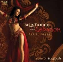 Emad Sayyah: Bellydance From Lebanon, CD
