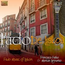 Francisco Fialho / Largui: Fado De Lisboa-Fado Mus, CD