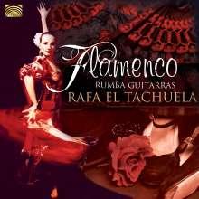 Rafa El Tachuela: Flamenco: Rumba Guitarras, CD