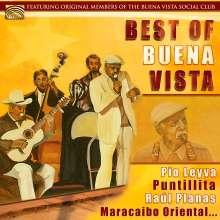 Best Of Buena Vista, CD