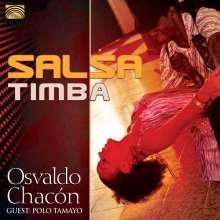 Osvaldo Chacon: Salsa Timba, CD
