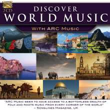 Discover World Music, 2 CDs