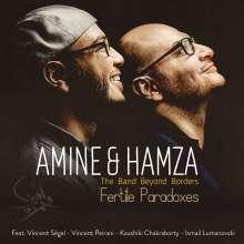 Amine & Hamza M'raihi: The Band Beyond Borders-Fertile Paradoxes, CD