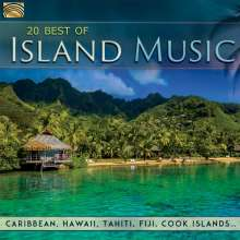 20 Best Of Island Music, CD