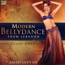 Emad Sayyah: Bellydance From Lebanon-Desert Jewel, CD