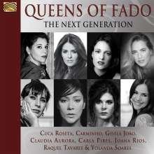 Queens Of Fado: The Next Generation, CD