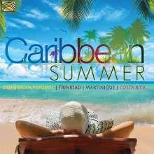 Caribbean Summer, CD